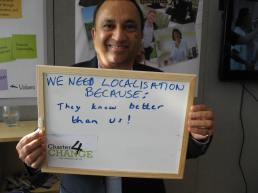 We Need Localisation because they know better than us, Bond Conference UK